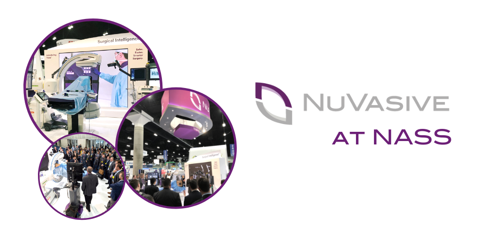 6 Things Highlighted at NASS from NuVasive | NuVasive